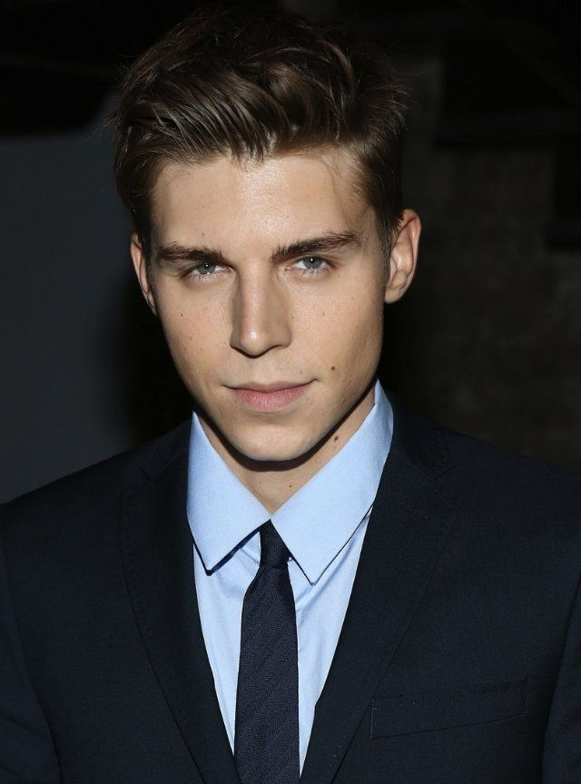Nolan Gerard Funk - Saw him on a show i cant remember and it was instant googley eyes :p
