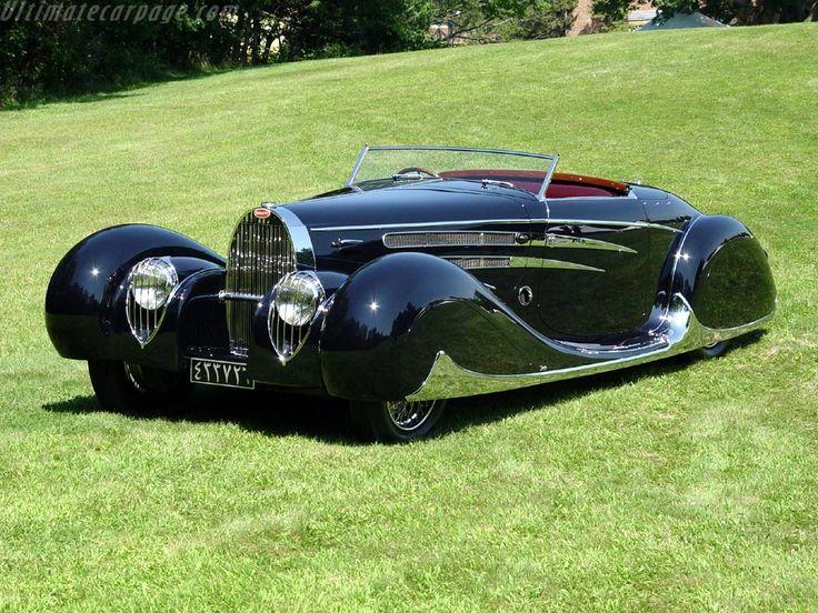 classic bugatti | Bugatti Type 57 C Vanvooren Cabriolet High Resolution Image (1 of 6)