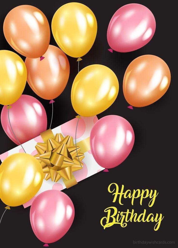 Imagen Descubierto Por Eladvi Descubre Y Guarda Tus Propias Imagenes Y V Happy Birthday Greetings Friends Happy Birthday Wishes Cards Happy Birthday Cards