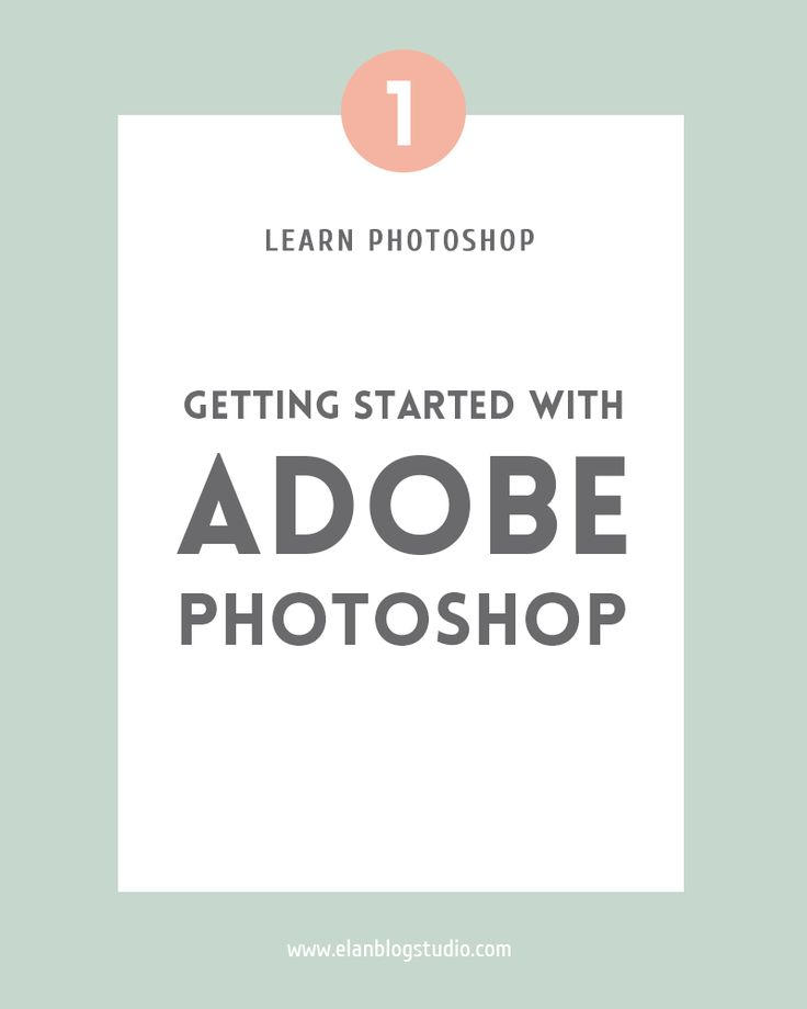 Photoshop is one of the most useful tools for bloggers and business owners. Follow these tutorials to learn how to use it. More