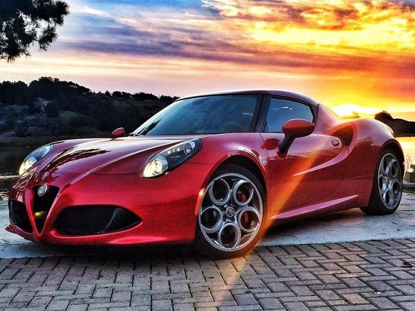 Falling In Love With Money Is Easier And Fun Now On Sale The Alfa Romeo 4C Spider