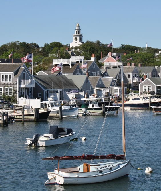 Getting to Nantucket Island  - Since it's roughly an 8-hour drive from Manhattan, I would opt for a direct flight which will take only an hour. When booking a place to stay, I would suggest the Historic Nantucket Hotel, Jared Coffin House  or the iconic, White Elephant, which boasts harbor views.