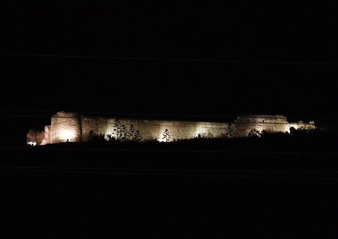 Castillo de Bairén de Gandía