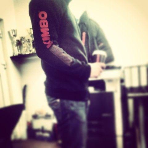 #kimbo #coffee #wear coffee to go www.kimbo.rs