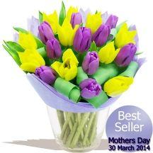 Mothers Day Tulip Bouquet