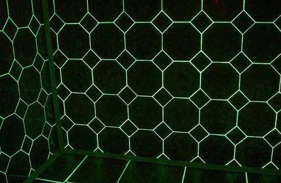 Светящаяся затирка для межплиточных швов **** Glowing grout for tile joints #затирка #glowing #grout #tile