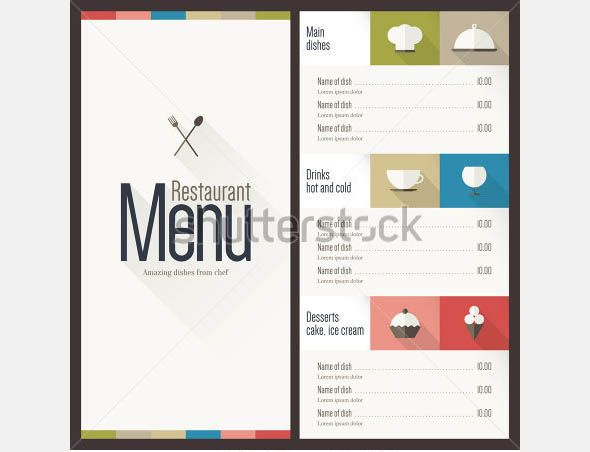 23 best Menu images on Pinterest Chalkboards, Chalkboard and - microsoft word restaurant menu template