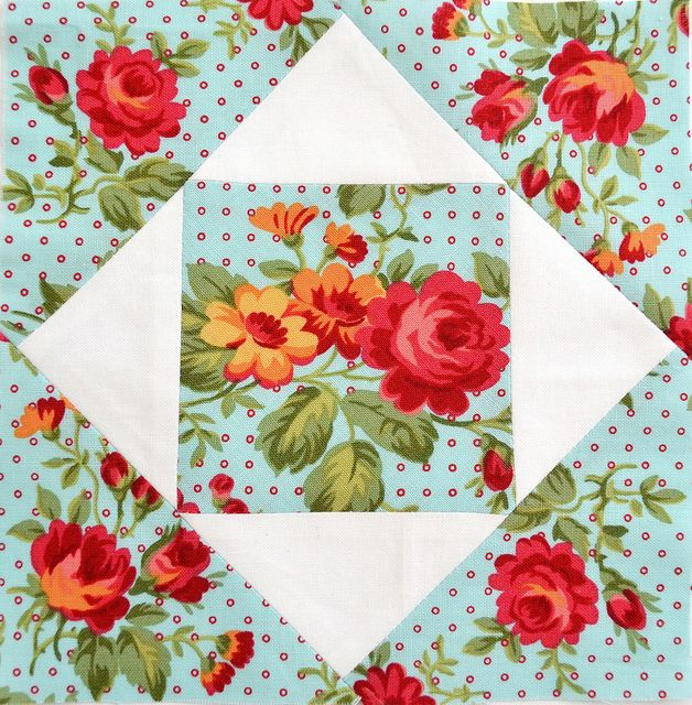 Farmer's Wife Quilt-a-Long Block #29 - Economy by Ellie@CraftSewCreate, via Flickr