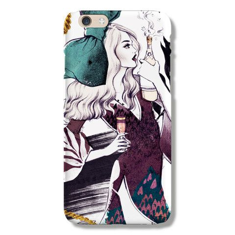 Bubbly iPhone 6 case from The Dairy www.thedairy.com #TheDairy #PhoneCase #iPhone6 #iPhone6case