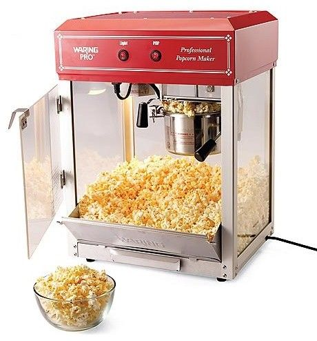 Professional Popcorn Maker eclectic small kitchen appliances