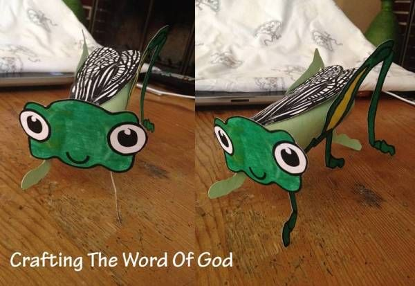 Moses « Crafting The Word Of God | 10 plagues | Bible crafts for