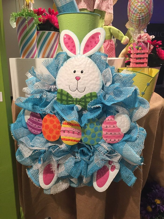 530 best recreate it displays images on pinterest showroom easter bunny wreath from our las vegas showroom at the las vegas market summer 2015 negle Choice Image