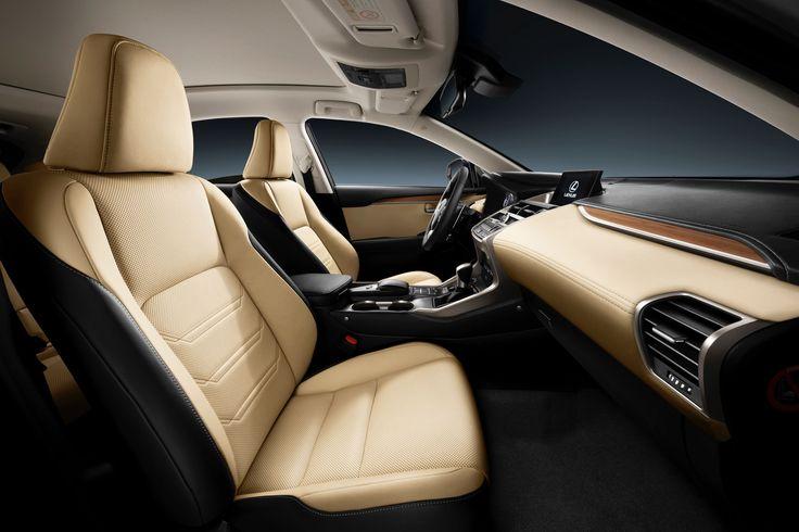 Lexus NX interior- This is what class looks like! #LexusMontereyPeninsula