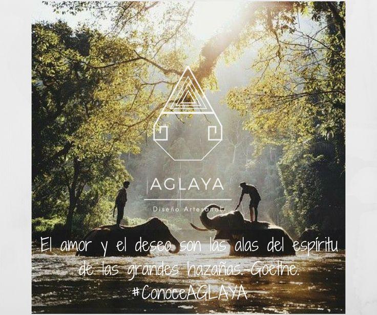 #ConoceAGLAYA #AGLAYArtesanal @AGLAYArtesanal