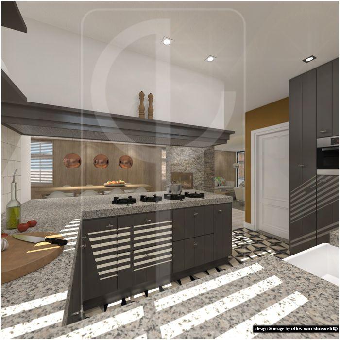 Schiereiland Keuken Ikea : keuken met kook schiereiland more kook schiereiland verbouwing t b v