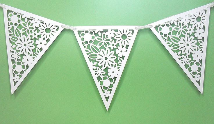 Tons of free pennants/banner cut files for free. Cricut. Svg.