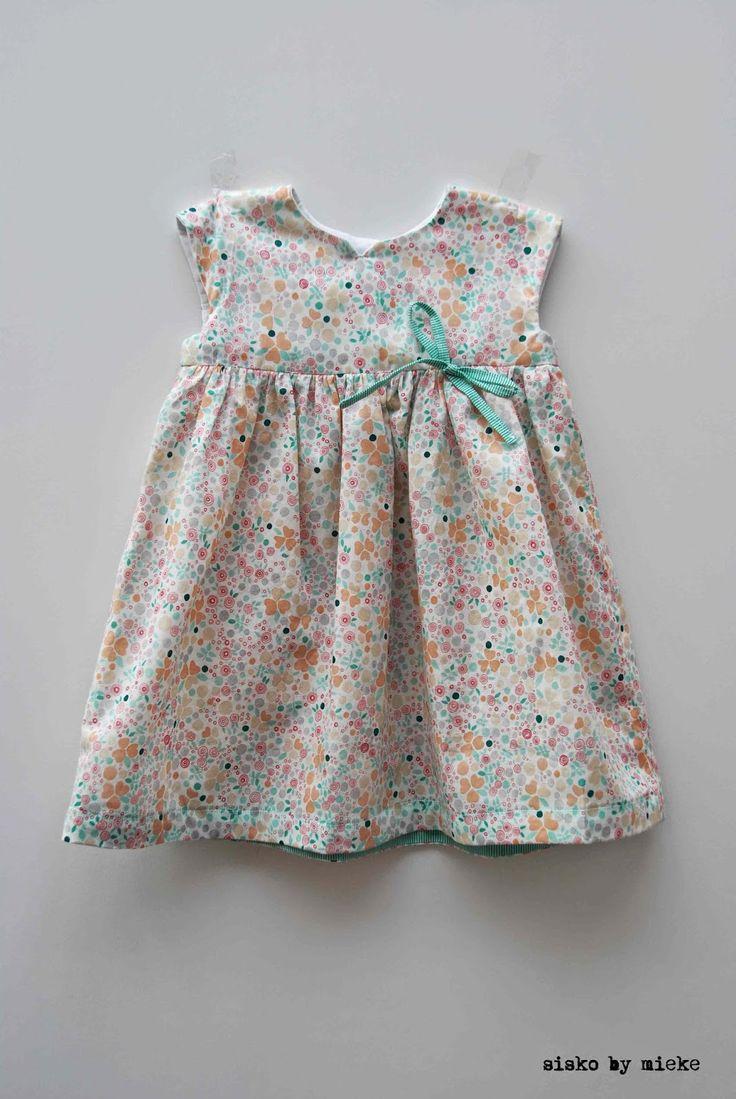 Geranium dress, part I