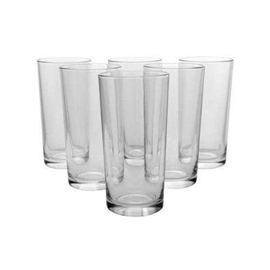Party v mé domácnosti si berou svou daň :-) Takže uvítám sadu 6 sklenic. Ideálně 3dcl objem, minimální objem 2dcl, odmítám pít ze sklenice na dva srky :-) Tyto jsou z Biano za 129,- Kč.