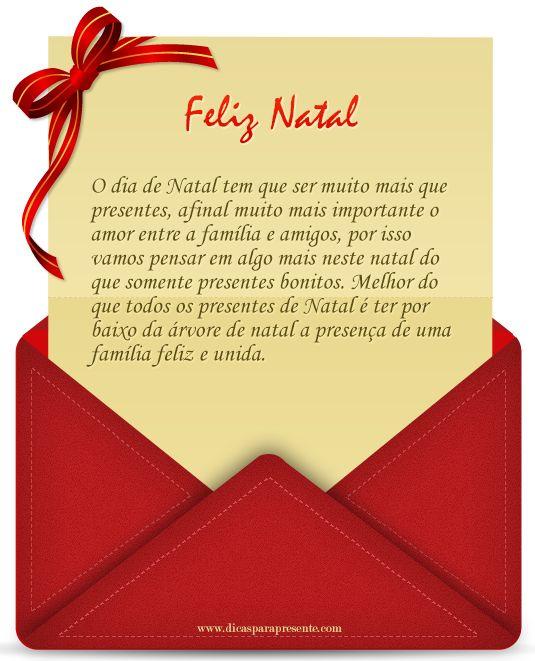 Mensagens de Natal e Frases Natalinas para o Facebook!