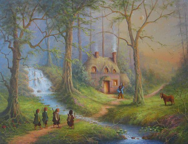 The House Of Tom Bombadill-by Joe Gilronan