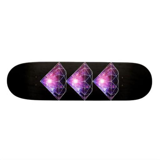 Cosmic diamond skate board decks #skateboard #diamond
