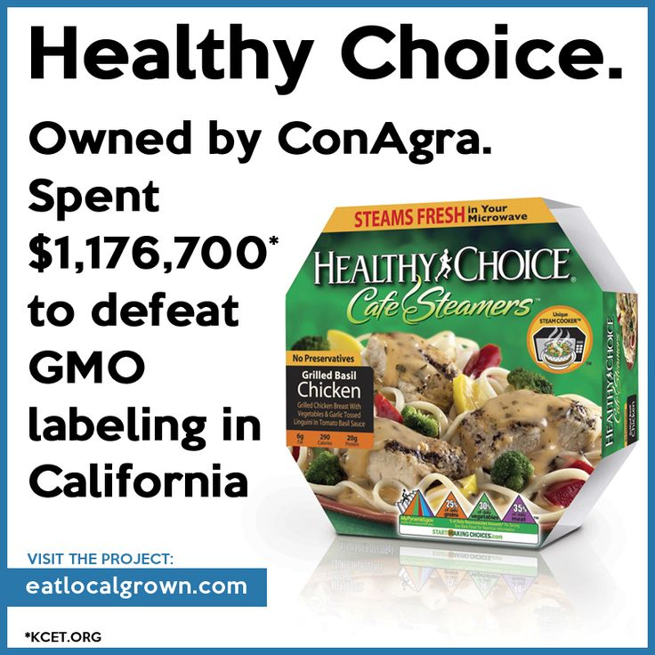 Follow the money! We vote with our dollars. Click to see many more...CONAGRA BOYCOTT!! This maybe Cali But OUR STATE IS NEXT!!!