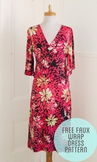 Wrap Dress Pattern Free