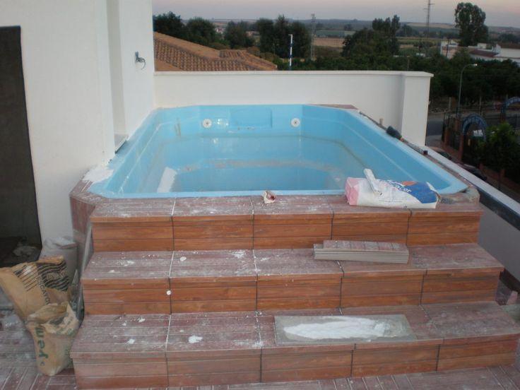 Resultado de imagen para piscinas en azoteas de casas