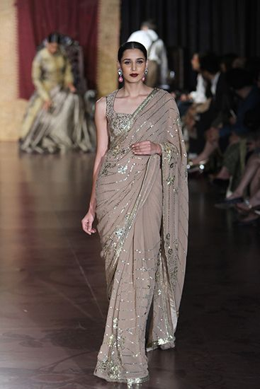 Rimple & Harpreet Narula - Amazon India Couture Week 2015
