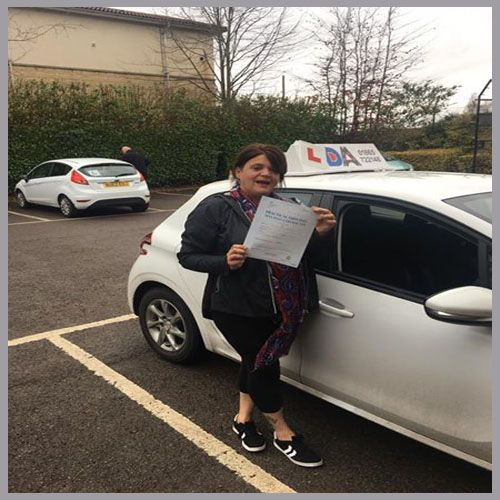 A massive congratulations and well done to Mandi Gardner for passing her driving test today!... https://oxfordlda.co.uk    #drivinglesson #drivingschooloxford #drivingcourses #Oxford #uk