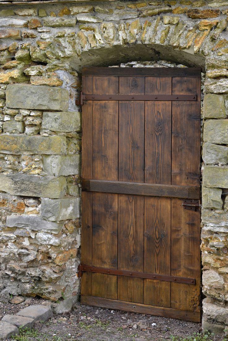 Pour terminer la r novation de la porte ext rieur laisser for Porte pour abri exterieur