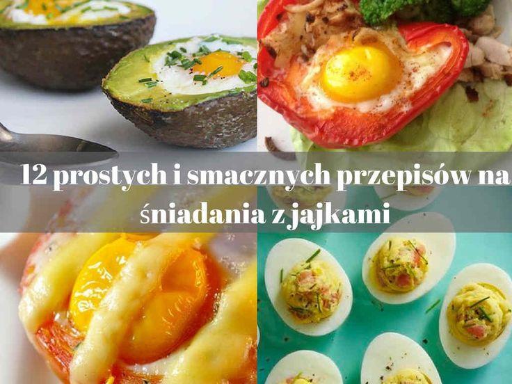 Nie masz pomysłu, co zrobić na śniadanie? Nadchodzę z pomocą! Śniadania z jajkami to jedne z najbardziej odżywczych i smacznych posiłków!