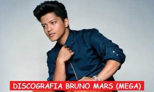 Discografia Bruno Mars Mega Completa Greatest Hits