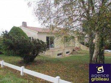 Millet Immobilier - Vente Maison Poiroux 8626