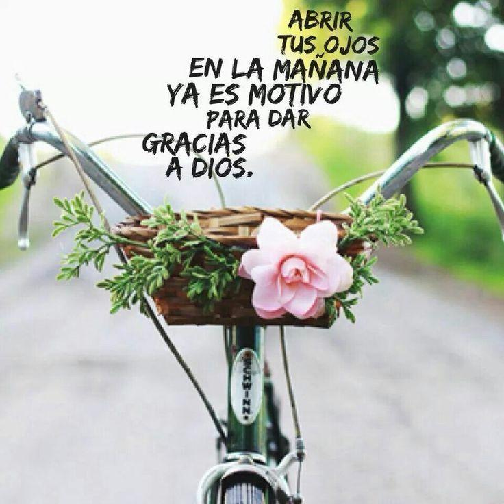 #gracias #Dios