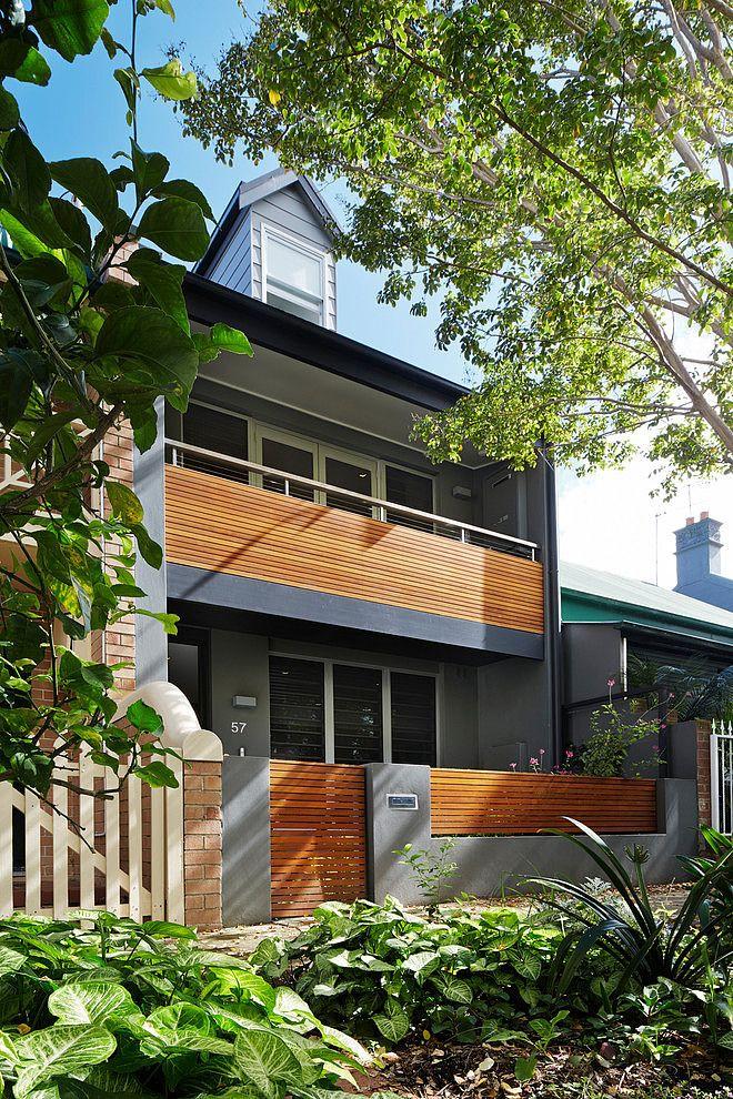 Open House | Elaine Richardson Architect #entrance