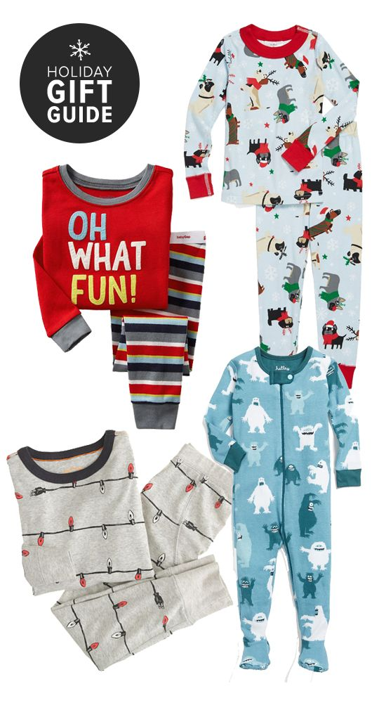The cutest holiday pajamas of the season