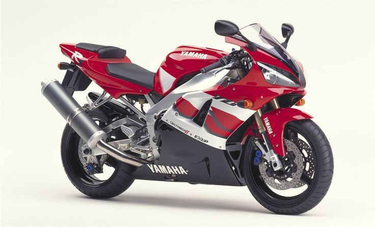 Yamaha YZF-R1 (2000)