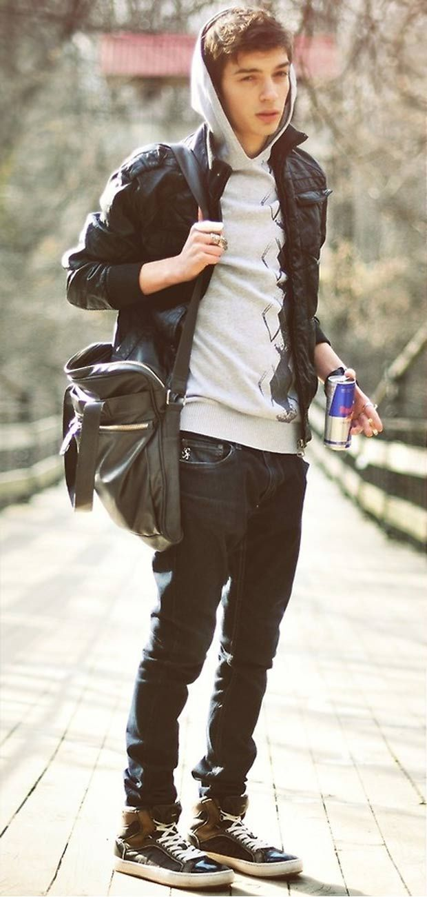 Street Style: Bolsas Masculinas                                                                                                                                                                                 Mais