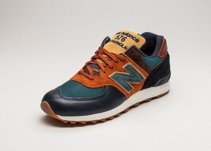 NEW BALANCE M576YP *MADE IN ENGLAND - YARD PACK* (MULTI COLORS)