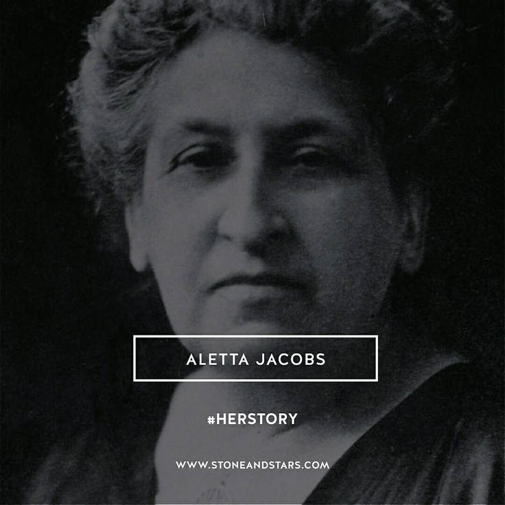 Aletta Jacobs was a woman of many firsts. Growing up in the Netherlands in the 1800s she watched the incredible effect her father a doctor had on his patients lives. She longed to do the same but she knew it wouldnt be easy  no Dutch woman had ever studied medicine. However  Jacobs didnt let that stop her.  As girls werent permitted to attend high school Jacobs pursued her studies independently and went on to pass the assistant chemist exam in 1870. That was as far as most women could go at…