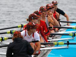 Jeux olympiques - Andréanne Morin et le huit d'aviron canadien en finale