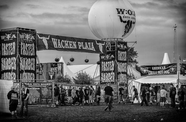 Wacken Plaza by DigitalArtBerlin, via Flickr
