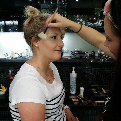 Make up time!