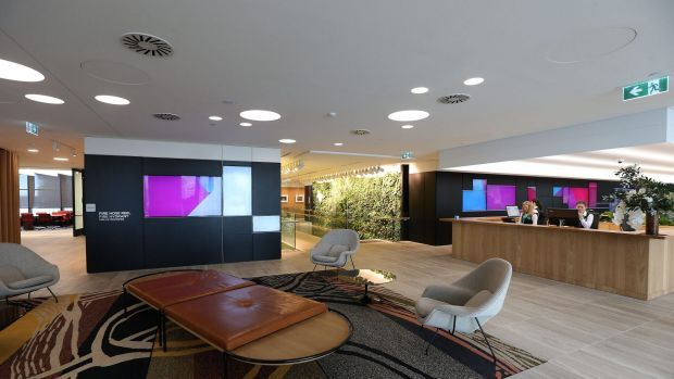 Lendlease has entered a new era of workplace design with the opening of its new global headquarters at Barangaroo's Tower three, which it built.