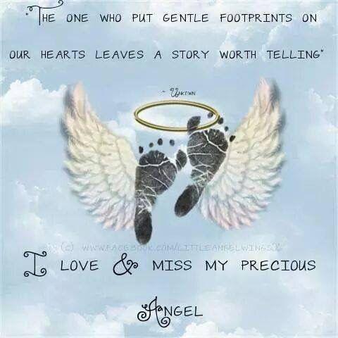 I love & miss my precious angel