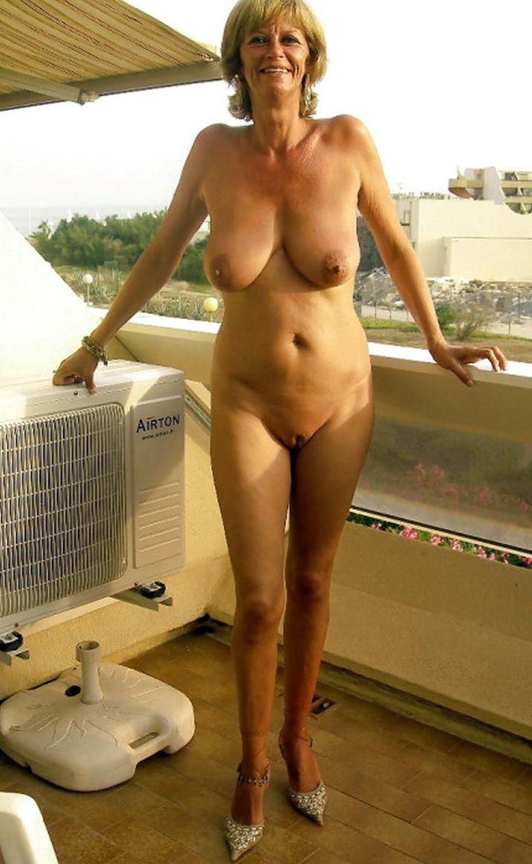 older nudist women