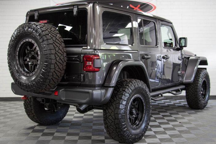 2018 Jeep Wrangler Rubicon Unlimited Jl Granite Jeep Wrangler Jeep Wrangler Rubicon Jeep Wrangler Unlimited Rubicon