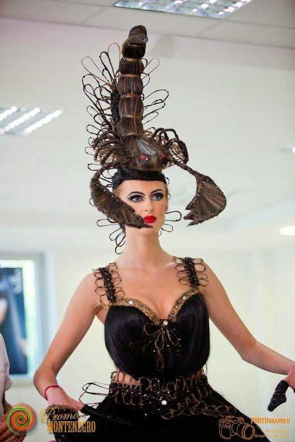 Fantasy Hairstyles By Eldin Krivosic Creative Hair