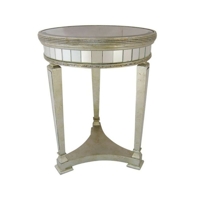 Vavoom Emporium - Antique Mirror Round Table, $545.00 (http://www.vavoom.com.au/antique-mirror-round-table/)